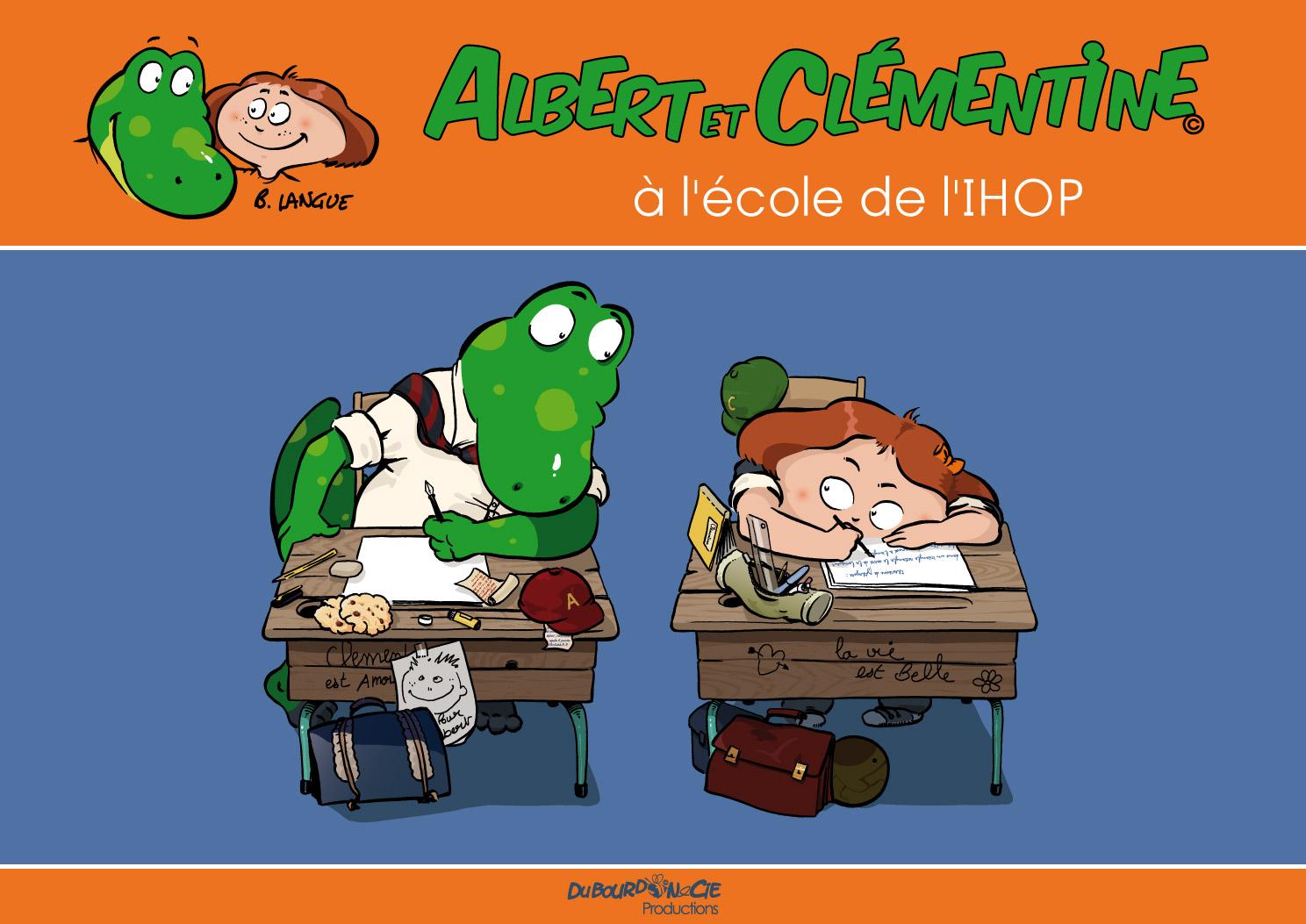 Ecrire un livre avec les enfants hospitalisés à l'IHOP
