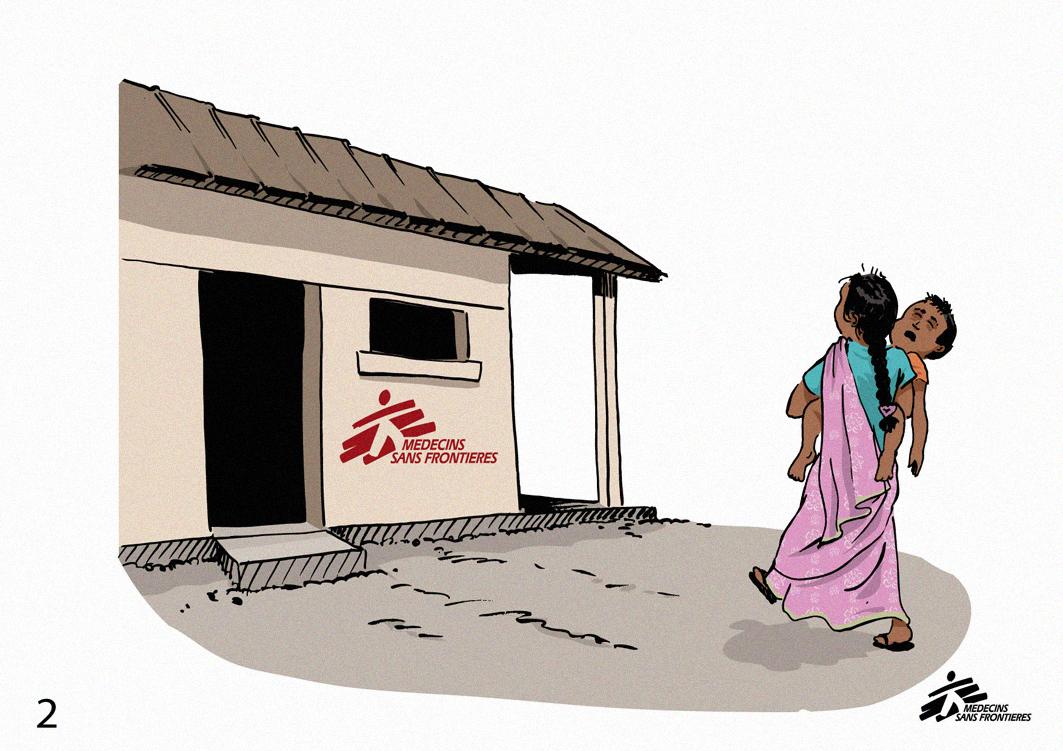 Création d'un kit de prévention du Choléra