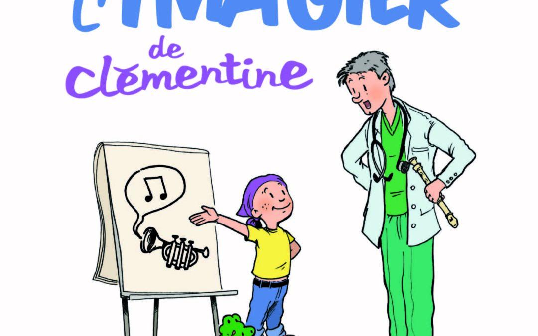 L'imagier de Clémentine