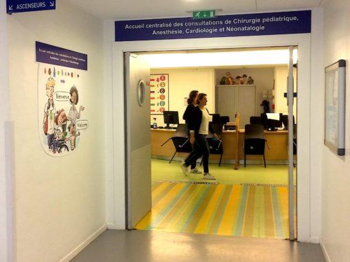 Hospices Civils de Lyon – Hôpital Femme Mère Enfant – Bron